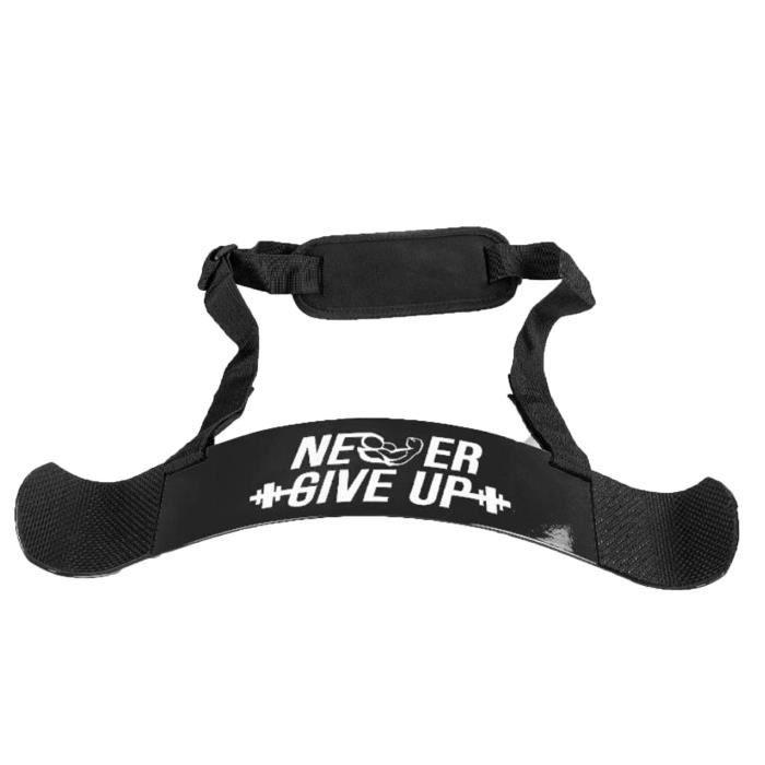 Équipement de fitness ou yoga Barre résistante triceps Bicep Curl bombardier corps blaster sun1262