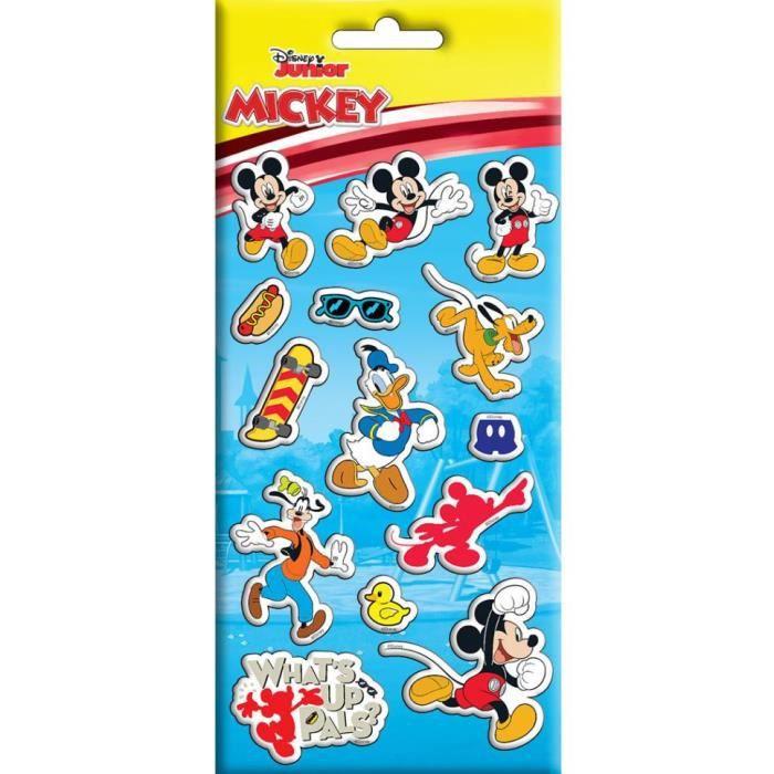 Disney autocollants Mickey Mouse junior 22 cm vinyl