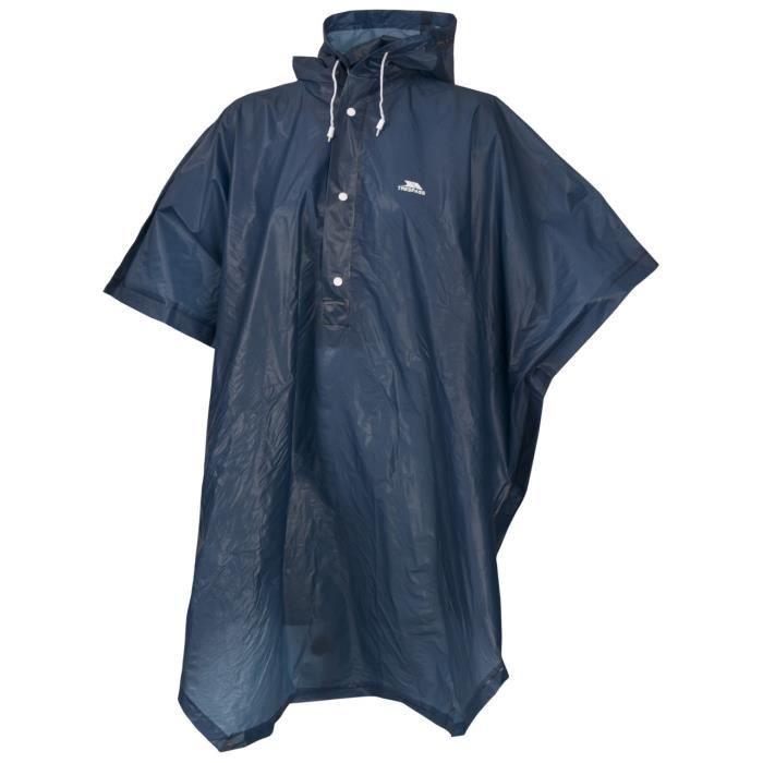 Trespass Canopy - Poncho de pluie repliable - Adulte unisexe