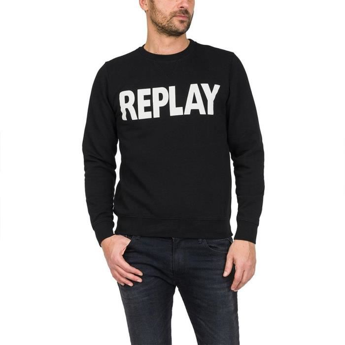 Vêtements Homme Sweatshirts Replay M3666