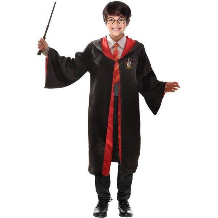 Déguisement et accessoire Harry Potter luxe enfant - 7 à 9 ans