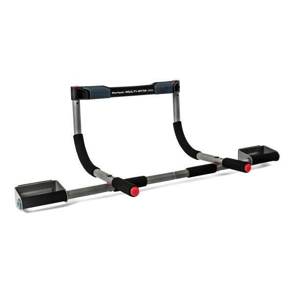 Barre de musculation multifonction et multiposition à montage rapide, pour les exercices de traction, de push-up et d'abdominaux