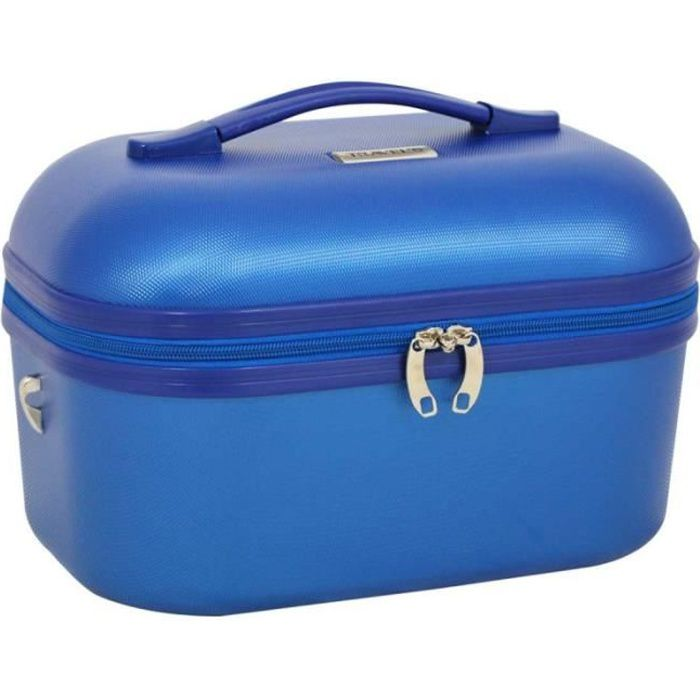 Vanity case TRAVEL'S -Kelly- - bleu - TRA-651BLF-17-KELLY