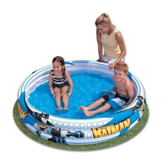 Piscine gonflable batman achat vente piscine piscine gonflable batman c - Piscine gonflable cdiscount ...