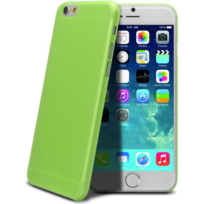 coque vert iphone 6s