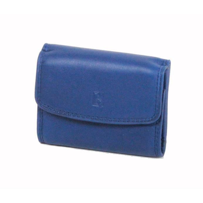 Porte-Monnaie Softline Cuir de Vachette Lisse GH 33560