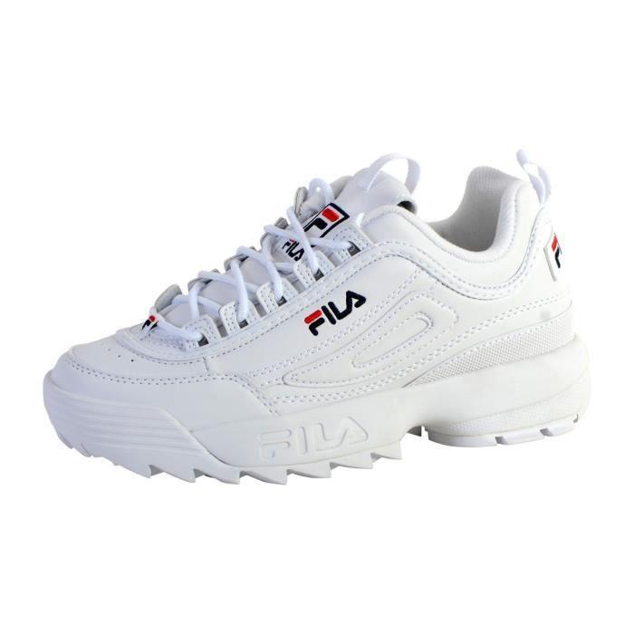 Fila chaussures femme baskets basses
