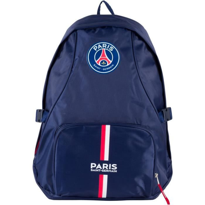 psg sac dos bleu achat vente sac de sport psg sac dos cdiscount. Black Bedroom Furniture Sets. Home Design Ideas