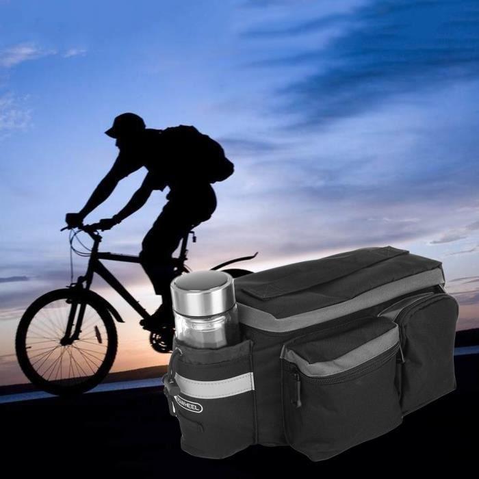 Bike sacoche multifonctionnel porter vélo sacoche sacoche de selle
