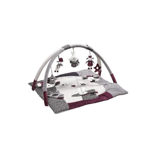 tapis d eveil olaf et faustine achat vente tapis veil aire b b 3500760050217 soldes d. Black Bedroom Furniture Sets. Home Design Ideas