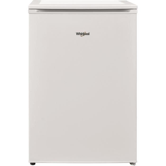 RÉFRIGÉRATEUR CLASSIQUE WHIRLPOOL - W55VM1110W- Réfrigérateur Table top -