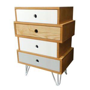 Commode scandinave achat vente commode scandinave pas for Meuble chambre scandinave