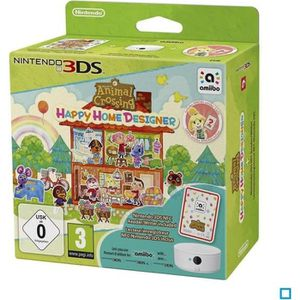 Animal Crossing Happy Home Designer et NFC - Jeu Nintendo 3DS