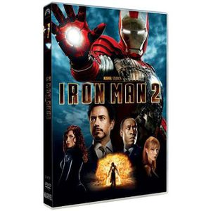 DVD FILM DVD Iron Man 2