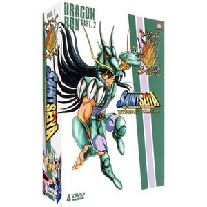 DVD MANGA DVD Coffret Saint Seiya, vol. 2