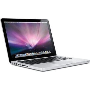 ORDINATEUR PORTABLE APPLE Macbook pro 13 Core i5 - SSD - Occasion