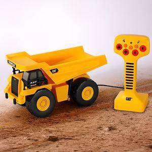 VOITURE - CAMION Véhicule de chantier radiocommandé : Camion benne