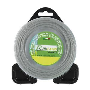 H/élico/ïdal Pi/èce neuve Fil nylon CuterPro 2,4 mm x 437 m Fil d/ébroussailleuse Bobine
