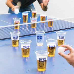 JEU DE FLÉCHETTE Jeu de Bière Ping-Pong