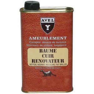 CIRAGE ET ENTRETIEN Baume cuir rénovateur liquide - coloris blanc - 50