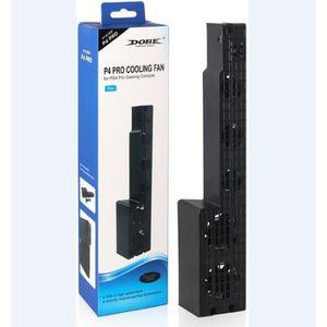 VENTILATEUR CONSOLE Ps4 Pro Ventilateur de refroidissement, Ps4 Pro Co