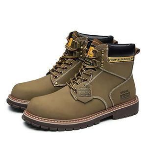 Pu Boots Pas Bottine Durable Homme En Portable D'outillage CWroxdBe
