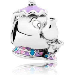 Charm's Pandora charm disney madame samovar et zip 792141E