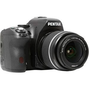 APPAREIL PHOTO RÉFLEX PENTAX K50 Noir + DAL 18-55WR Appareil Photo Refle
