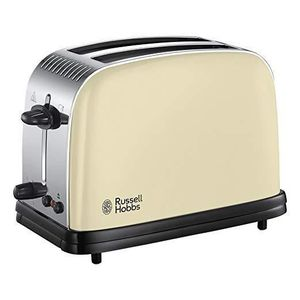 GRILLE-PAIN - TOASTER Russell Hobbs couleurs plus 2 tranches Grille-pain