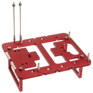 BOITIER PC  Boitier Streacom BC1 Mini Benchtable Rouge 0,00000