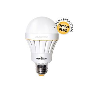 LAMPE DE POCHE ALADDIN LED LAMP LAMPE E27 10W 4000K NATUREL (FLED