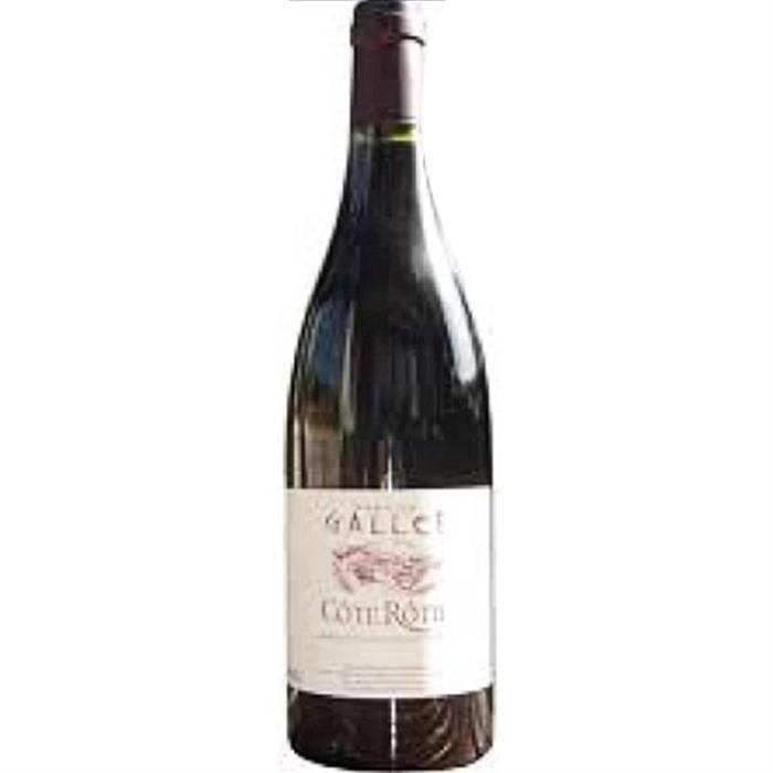 Vin rouge, Cote Rotie, Domaine Gallet 2018 Rouge