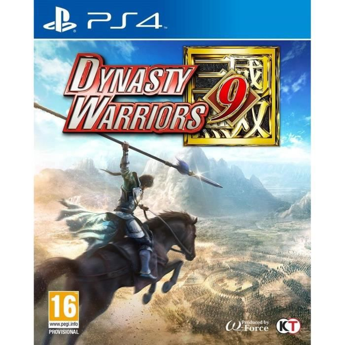 Dynasty Warriors 9 Jeu PS4