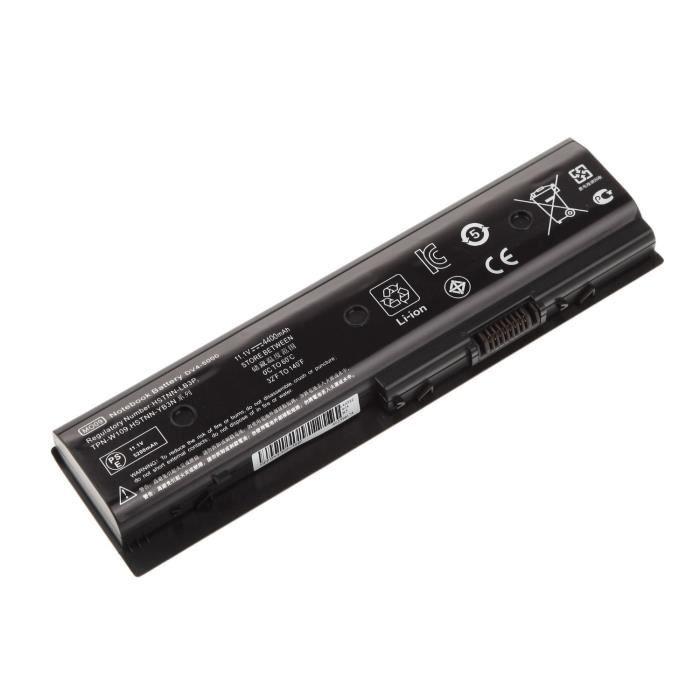 Batterie COMPAQ-HP ENVY DV6-7291SF