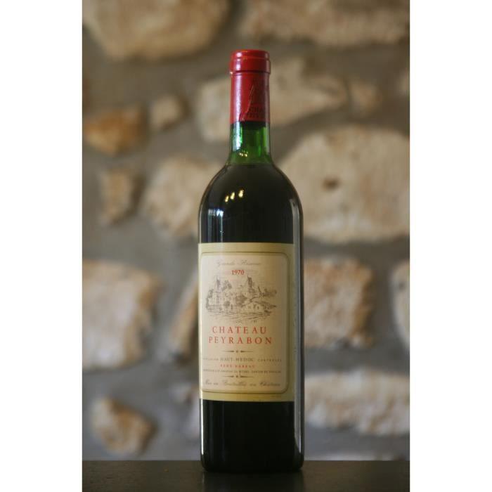 Château Peyrabon 1970 Rouge