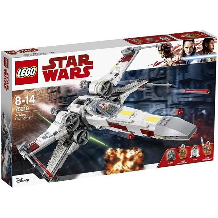 Lego Star Wars Chasseur stellaire Starfighter