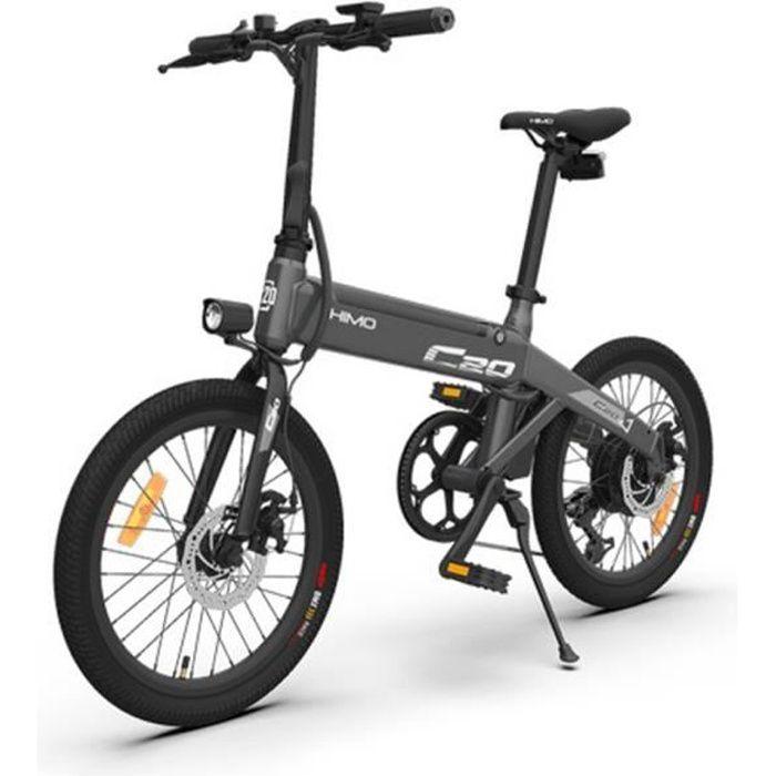 HIMO C20 20 pouces électrique vélo pliant gamme 80KM assistance