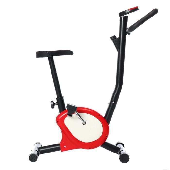 1pc vélo stationnaire beau domestique velo entrainement de biking - indoor cycling - spin bike - fit bike fitness - musculation