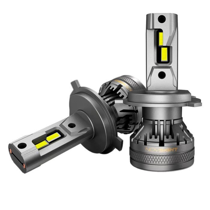 NOVSIGHT H4 Led Car Headlight Bulbs H4 H11 H8 H9 H1 H3 9004 9006