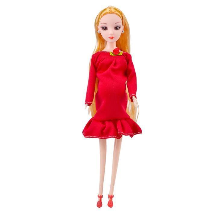 on sale pre order in stock Poupée Barbie enceinte 3D oeil rouge blonde TZZ71227664RD_118