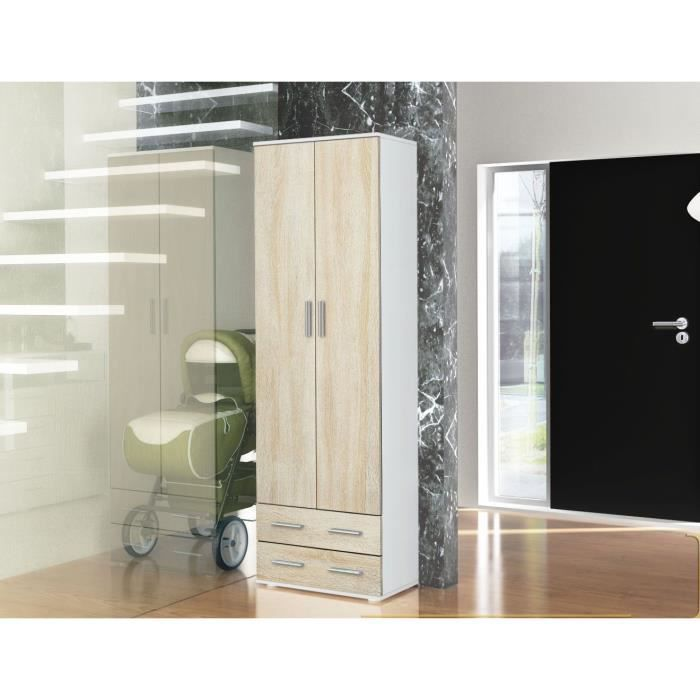 vestiaire penderie pour entree maison design. Black Bedroom Furniture Sets. Home Design Ideas
