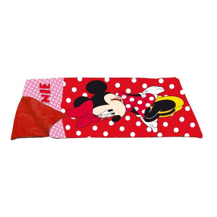 minnie sac de couchage disney enfant prix pas cher. Black Bedroom Furniture Sets. Home Design Ideas