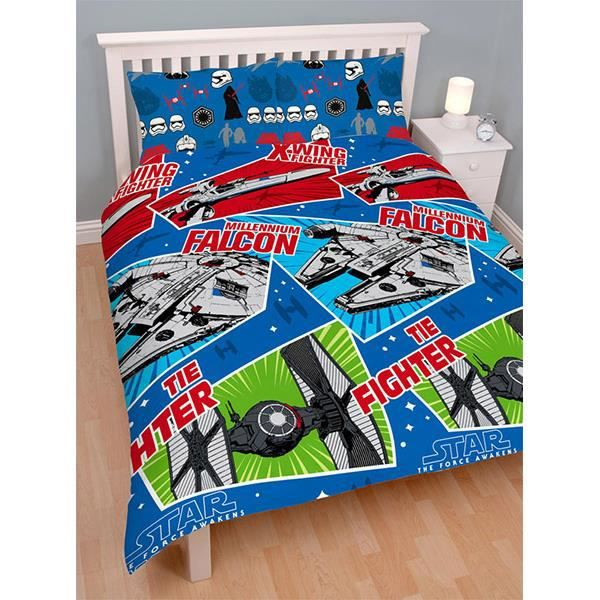 housse de couette 200x200 star wars achat vente housse de couette 200x200 star wars pas cher. Black Bedroom Furniture Sets. Home Design Ideas
