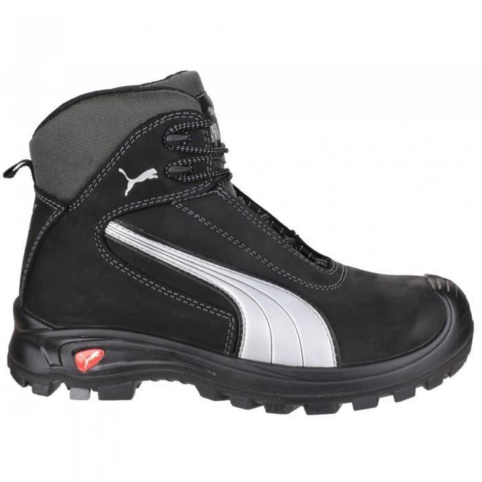 chaussure de securité homme puma montante