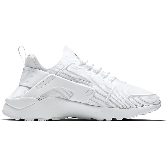 Basket NIKE W AIR HUARACHE RUN ULTRA BR - Age - ADULTE, Couleur - BLANC, Genre - HOMME