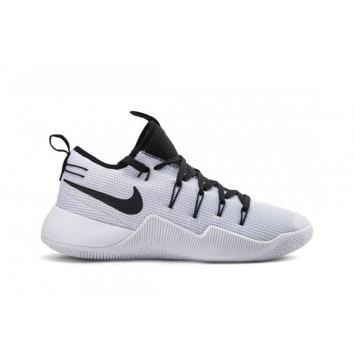 lowest price 9d920 4001e Chaussure de Basketball Nike Hypershift TB blanc pour femme