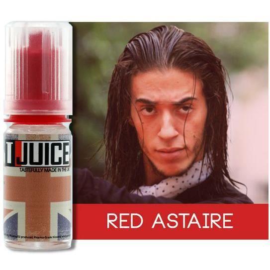 LIQUIDE E-liquide T-Juice Red Astaire 6 mg