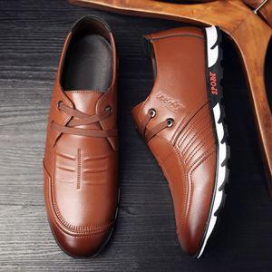 New Hommes Versace Jeans Tan Conducteur Chaussures En Daim Conduite À Enfiler