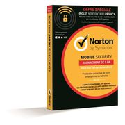 ANTIVIRUS Norton Mobile + Wifi Privacy