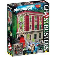 PLAYMOBIL 9219 - Ghostbusters Edition Limitée - Quartier Général Ghostbusters
